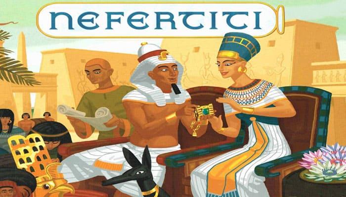 Reglas del juego de Nefertiti
