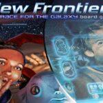 Reglas del juego New Frontiers