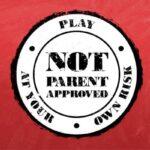Reglas del juego no aprobadas por los padres