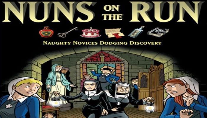 Reglas del juego Nuns on the Run