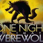 Reglas del juego de hombres lobo de One Night Ultimate