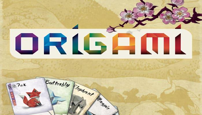 Reglas del juego de origami