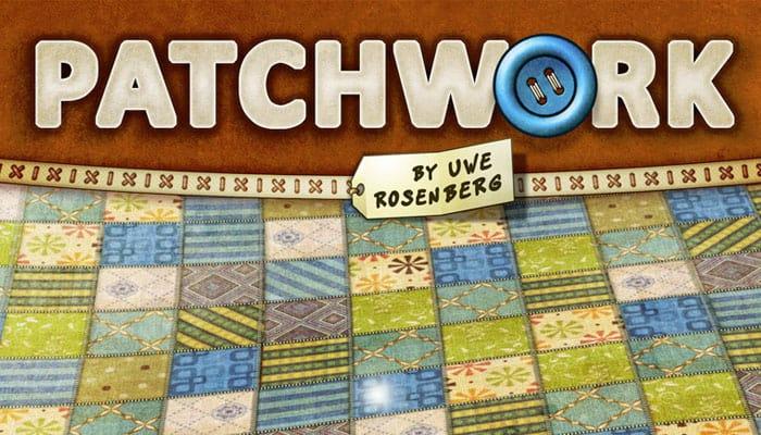 Reglas del juego de patchwork