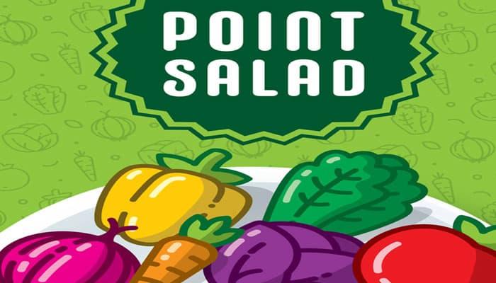 Reglas del juego Point Salad