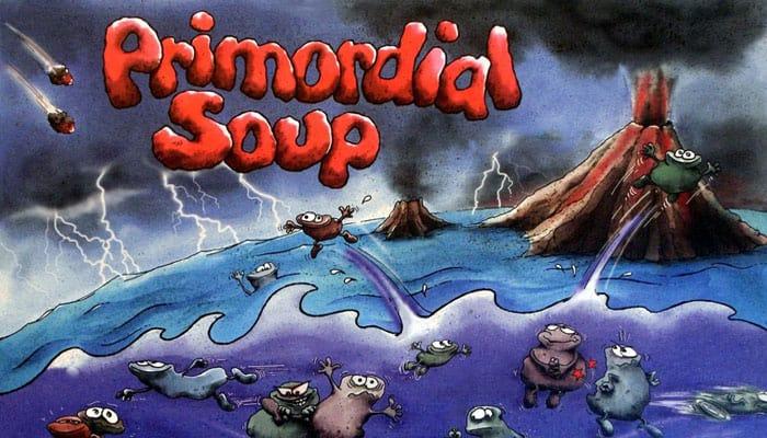 Reglas del juego de sopa primordial