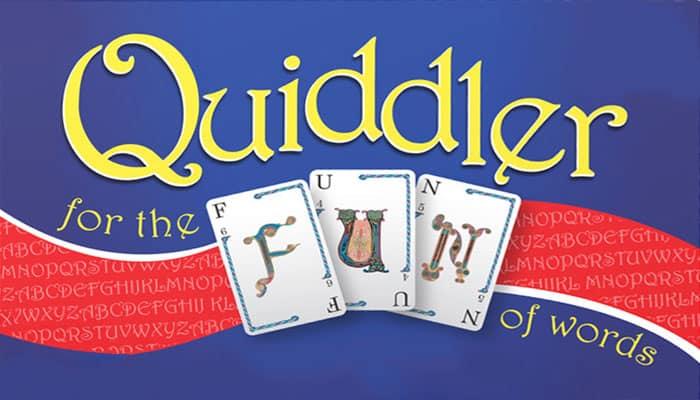 Reglas del juego de Quiddler
