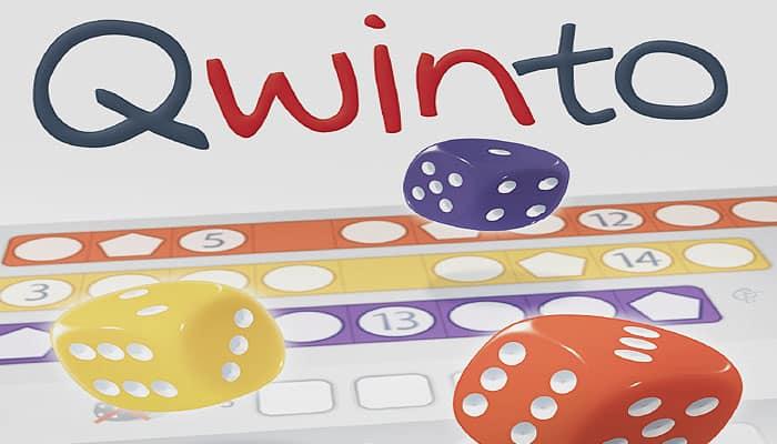 Reglas del juego Qwinto