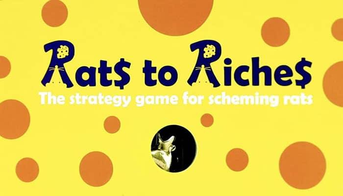 Reglas del juego Rats to Riches