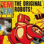 Reglas del juego Rock 'Em Sock' Em Robots