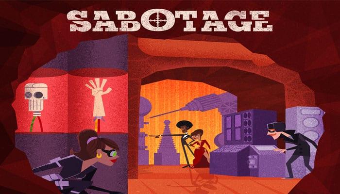 Reglas del juego de sabotaje
