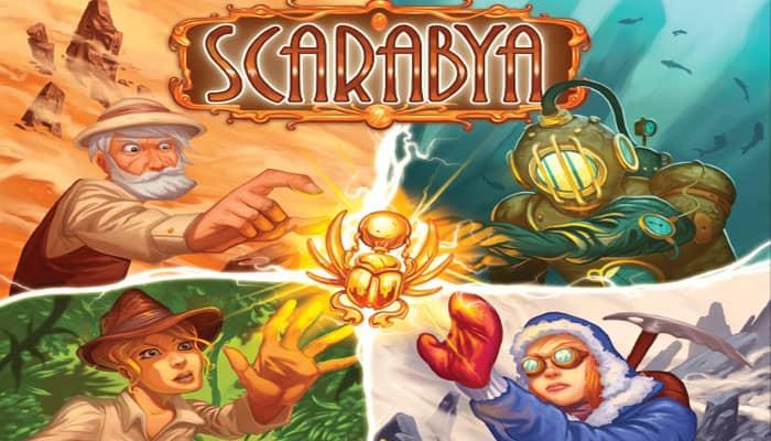 Reglas del juego Scarabya