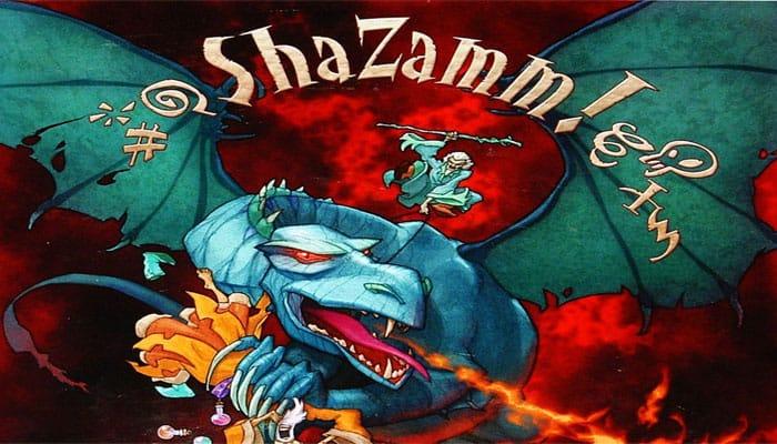 ¡Shazamm! Reglas del juego