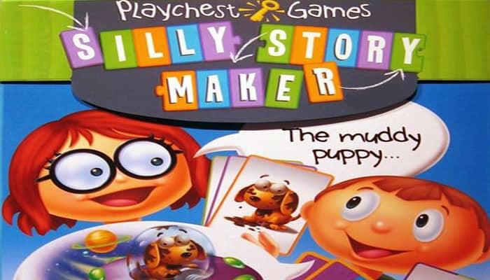 Reglas del juego Silly Story Maker
