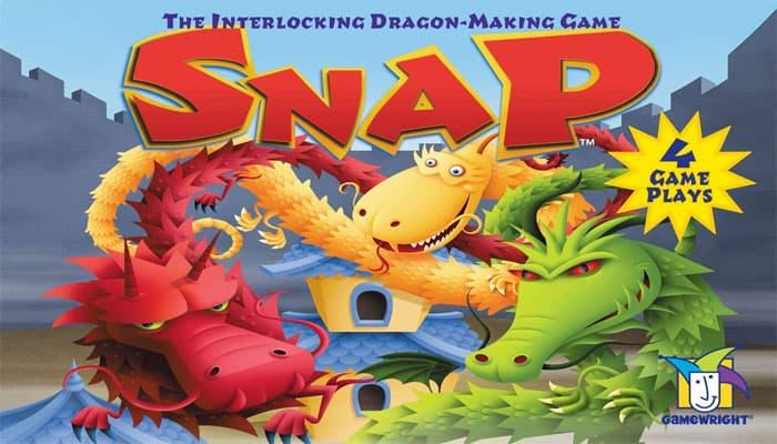 Snap: Las reglas del juego de creación de dragones entrelazados