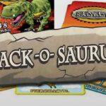 Reglas del juego de cartas Stack-o-Saurus