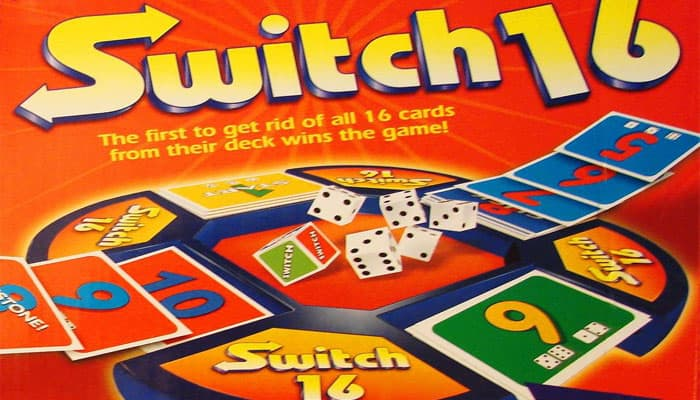 Reglas del juego Switch 16