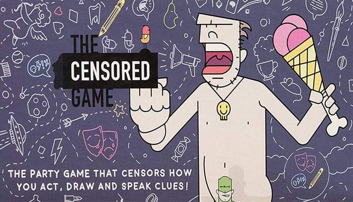 Reglas del juego del juego censurado