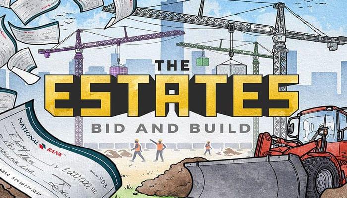 Reglas del juego de The Estates