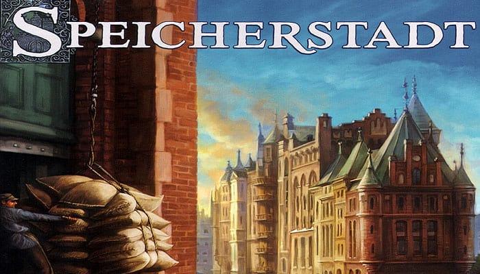 Las reglas del juego de Speicherstadt