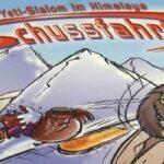 Reglas del juego Yeti Slalom