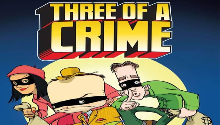 Reglas del juego Three of a Crime