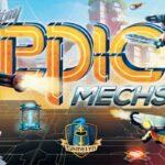 Reglas del juego Tiny Epic Mechs