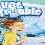 Reglas del juego de problemas de inodoro