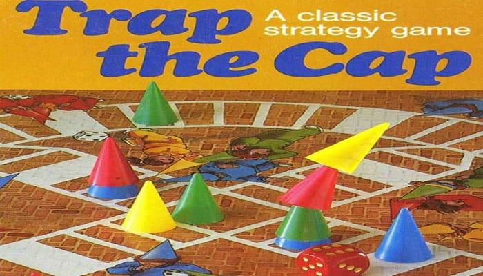 Reglas del juego Trap the Cap