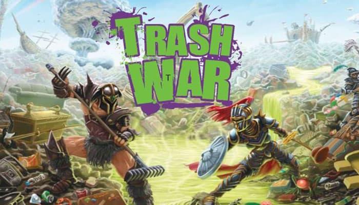 Reglas del juego Trash War