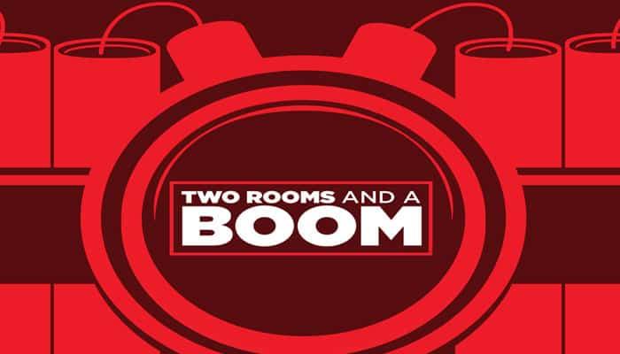 Reglas de dos salas y un juego boom