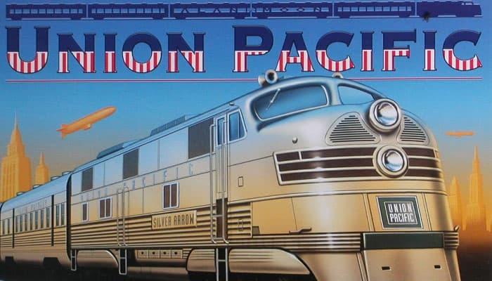 Reglas de juego de Union Pacific