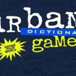 Reglas del juego Urban Dictionary Game
