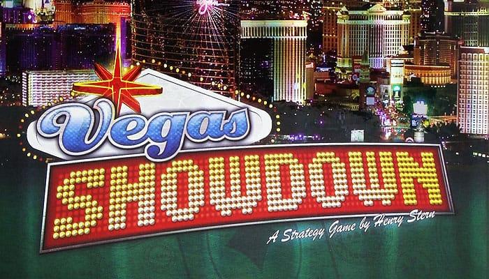 Reglas del juego Vegas Showdown