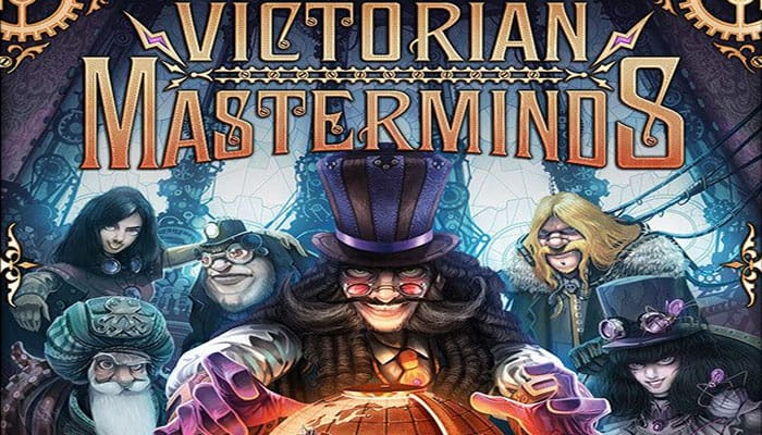 Reglas del juego Victorian Masterminds