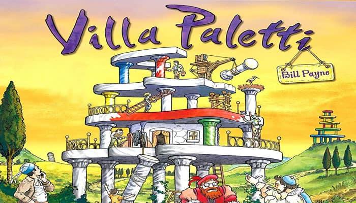 Reglas del juego Villa Paletti