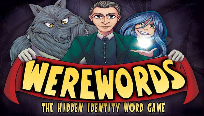 Reglas del juego de Werewords