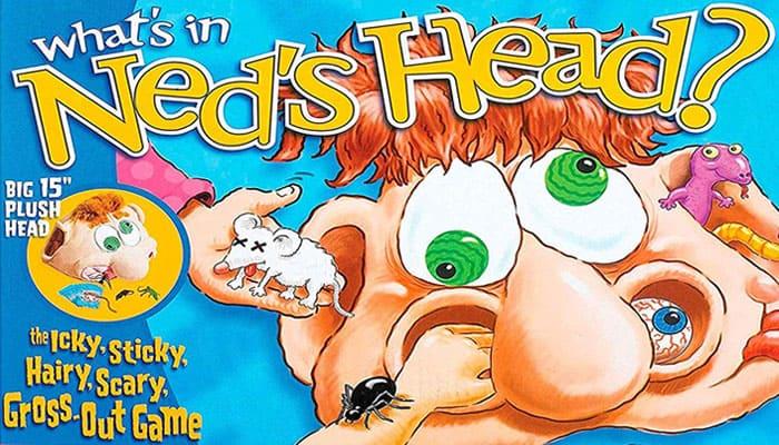 ¿Qué hay en la cabeza de Ned? Reglas del juego