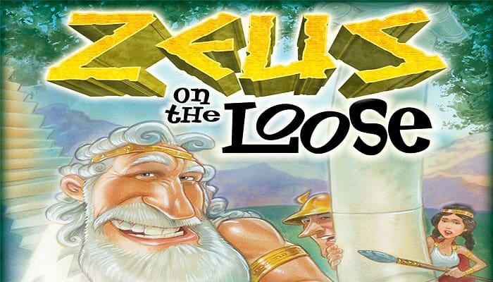 Zeus en las reglas del juego sueltas