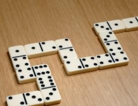 Regla de dominó