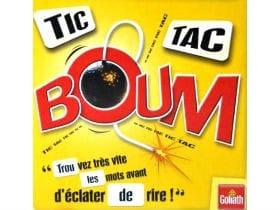 Regla Tic Tac Boom