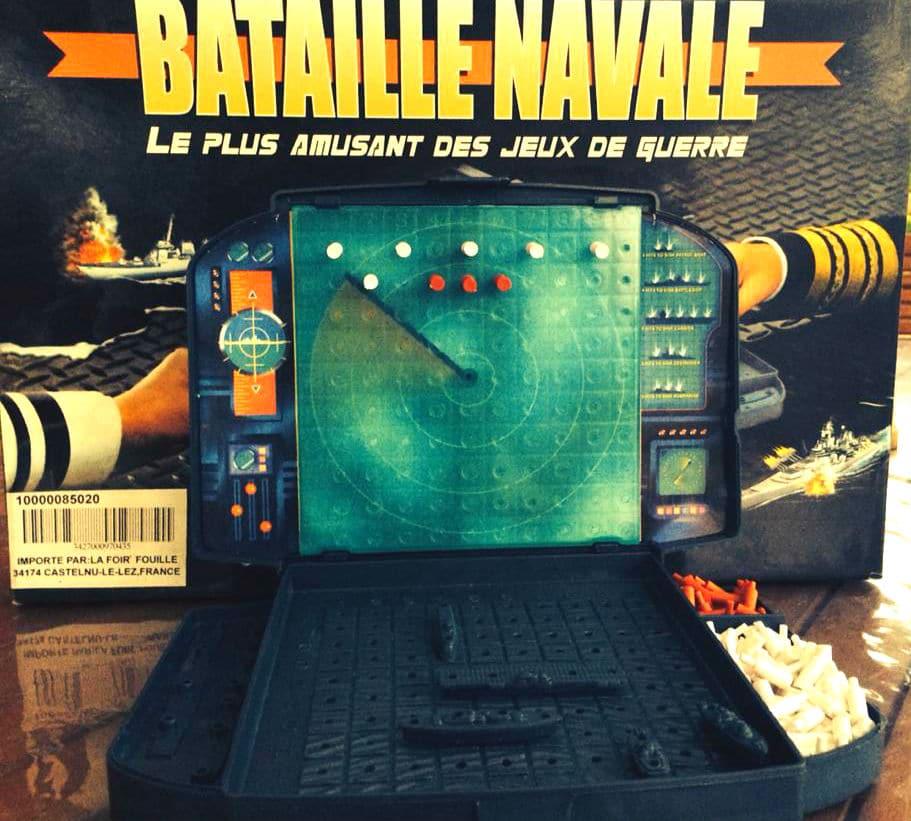 Regla de batalla naval