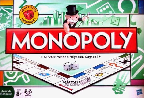 Regla de monopolio