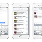 Facebook facilita la búsqueda y el intercambio de enlaces con amigos