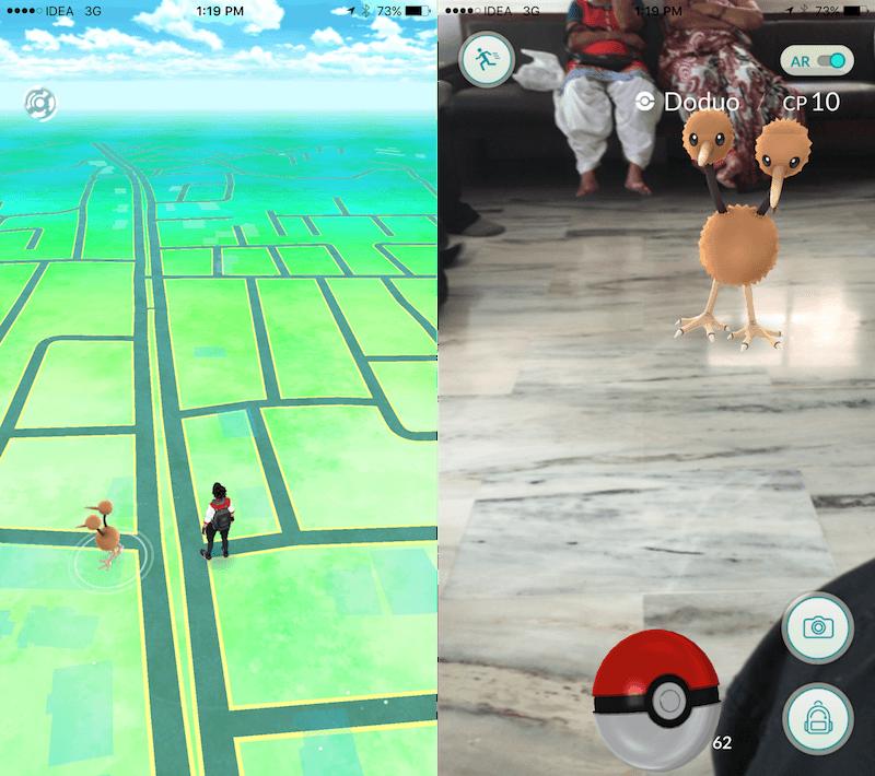 Guía de Pokémon GO 4