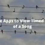 Cómo ver letras cronometradas en Apple Music, Spotify, YouTube Music en iPhone