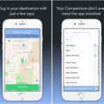La aplicación `` Companion '' permite a los amigos caminar virtualmente por la casa por la noche