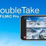 Esta aplicación de iOS puede grabar videos de dos sensores de cámara simultáneamente