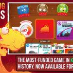 La ridículamente popular 'Exploding Kittens' es ahora una aplicación de iOS para jugar con amigos