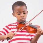 Primeras y más fáciles canciones de violín para principiantes