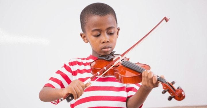Las primeras y más fáciles canciones de violín para principiantes.